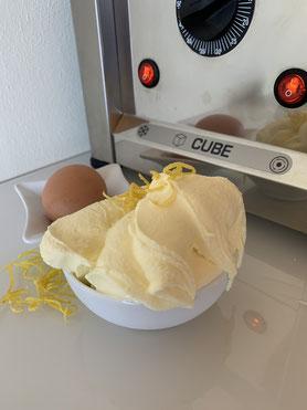 ricetta gelato alla crema