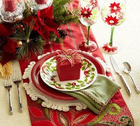 decoracion moderna navidad