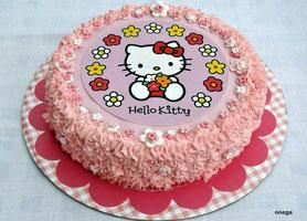 pastel para niñas