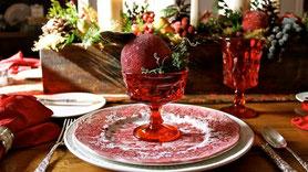 copas para decorar en navidad