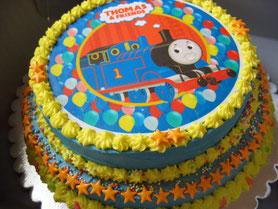pasteles coloridos
