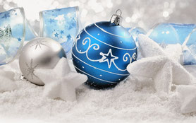 esferas azules