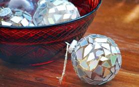 esferas al estilo disco