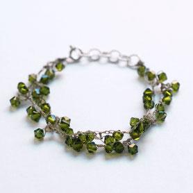swarovski armband, swarovski sieraden, handgemaakte sieraden