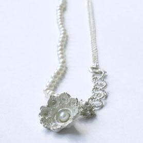 zeeuws ketting zilver, zeeuwse sieraden