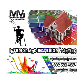 MVJ Painting & Designs Painting Contractor Richmond TX
