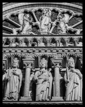 Die Augen Notre Dames
