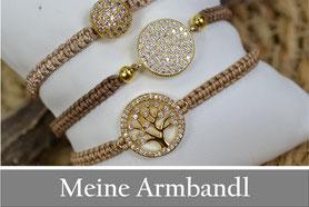 Trachtenkette mit Hirschkopf