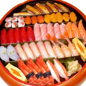江東区 宅配寿司 出前