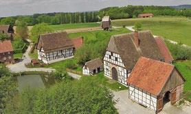 Freilichtmuseum Detmold (20km)