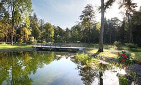 Campen und Übernachten in der nähe der Landesgartenschau Bad Lippspringe
