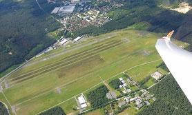 Segelflugplatz Oerlinghausen (7,6km)