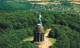Hermansdenkmal (19km)