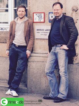 Tim Krenzel & Peter Lutz Kalmbach von crimeic