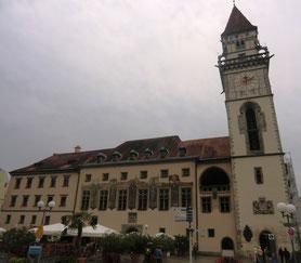 Rathaus in Passau