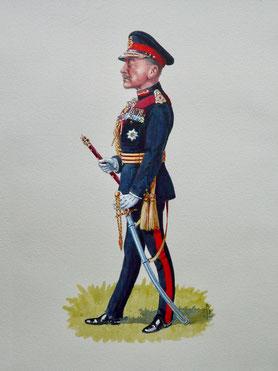 Field Marshal Earl Alexander of Tunis