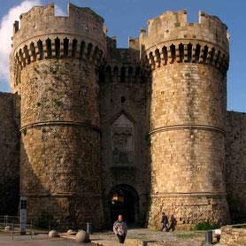 Das Tor zur Altstadt