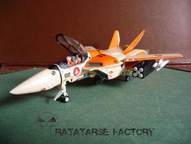 "Yamato 1/60 VF-1D v2 ""VT102"" - Ratatarse Factory"