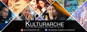 Logo Kulturarche - das Kulturmagazin