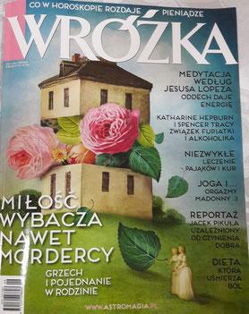 Wrózka, Jesus Lopez, Titelseite