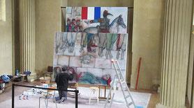 Eloi Valat, musée d'Art et d'Histoire de Saint-Denis, 93