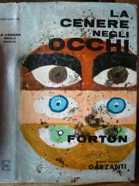 Édition italienne de La Cendre aux yeux. Cliquez sur l'image pour l'agrandir.