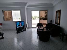 grand appartement Racine Casablanca
