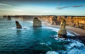 Australien Luftaufnahmen Drohne