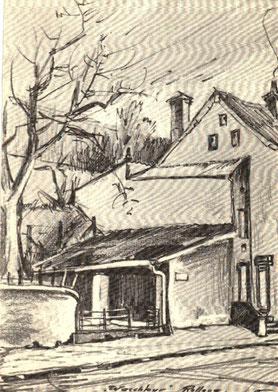 De Wäschbur - Av. de la Gare - rue du Tëtelbierg