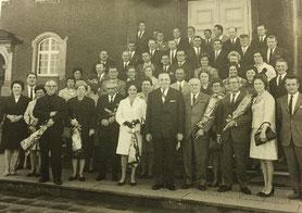 1969 Konveniat Jahrgänge 1928 - 1929