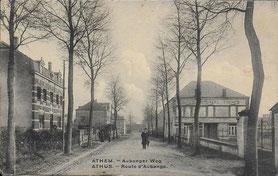 Route d'Aubange
