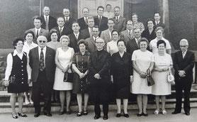1973 Konveniat vom Jahrgang 1924 - 1925