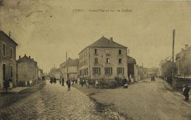 Grand-Rue et rue du Centre