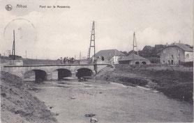 Pont sur la Messancy