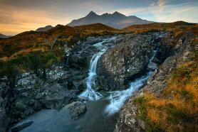 Schottland, Allt Dearg Mor