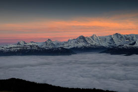 Schweiz, Niederhorn
