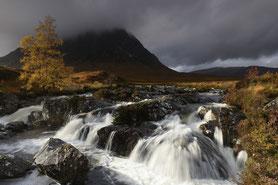 Schottland, River Coupall