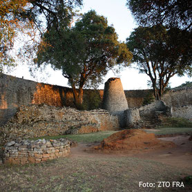 Reisen Zimbabwe  - Great Zimbabwe Ruins