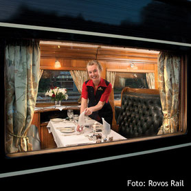 Rovos Rail Zugreise Südafrika