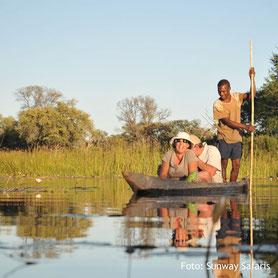 Botswana Reisen - Okavango Delta