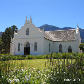 Weinanbaugebiet um Kapstadt, Südafrika