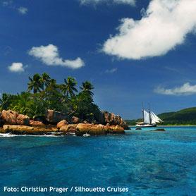 Segelkreuzfahrt auf den Seychellen