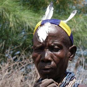 Die gegenwärtige Kultur in Äthiopien kennenlernen