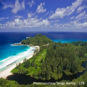 Traum-Badeurlaub auf den Seychellen
