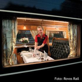 Rovos Rail Zugreise durch Zimbabwe