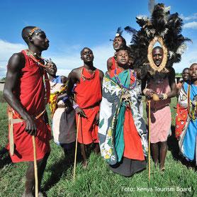 Kenia und Tanzania Lodgesafaris  Masai in Kenia und Tanzania