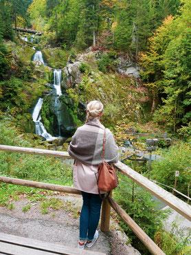 Triberg, Wasserfall, schwarzwald