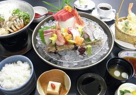 お刺身御膳  1,980円(税別)