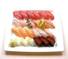 NO.18 握り寿司 4,000円