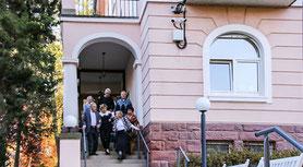 Beni Bloch, Benjamin Bloch, Kurheim Beni Bloch, Bad Kissingen, Eden-Park